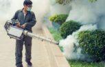 fogging 153x97 - Potenziale evolutivo del periodo di incubazione estrinseca del virus dengue da Aedes aegypti
